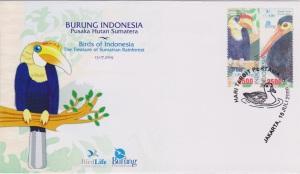 SHP Burung Indonesia - Pusaka Hutan Sumatera #1 tahun 2009